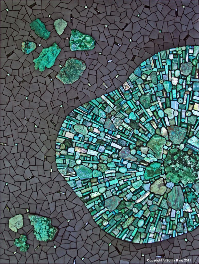 Why do we make mosaics? Let me count the reasons…
