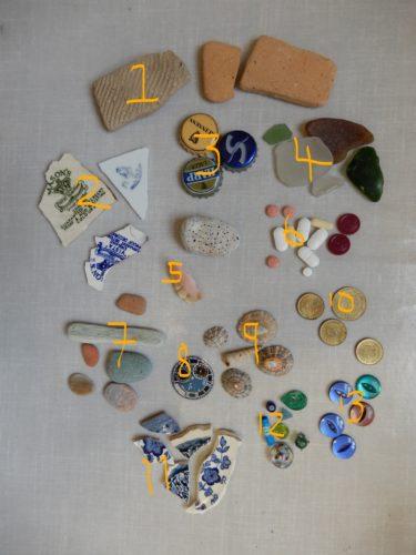 Tile adhesive method materials