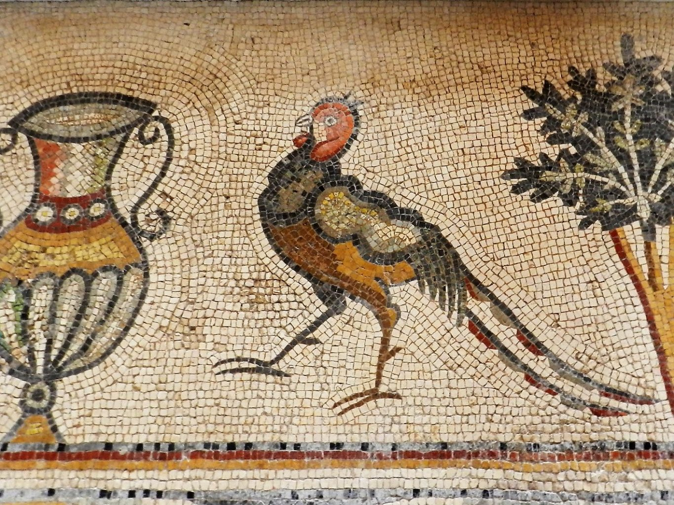 The Mosaics of Jordan: A photo gallery