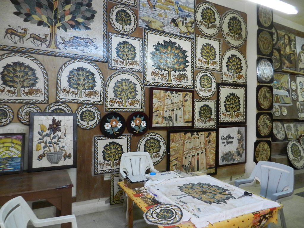 mosaic studio and shop