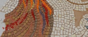 The Kirkennan Garden Mosaic
