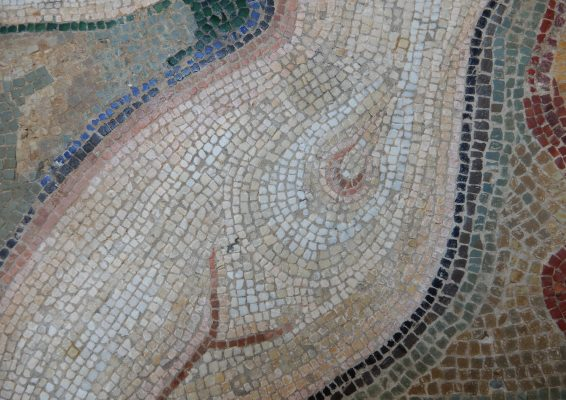 The white myth? Skin colour in ancient mosaics