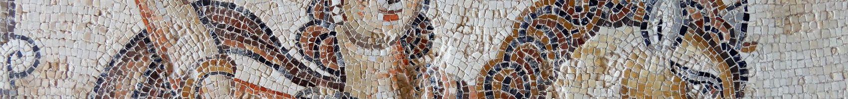 A snapshot of the mosaics of Israel
