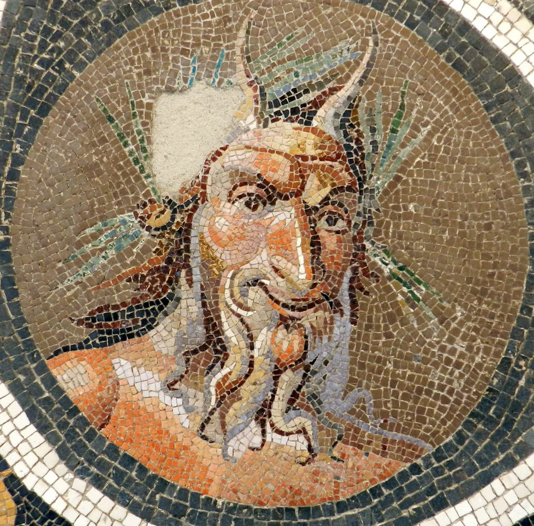 Ancient Mosaic Quiz: Answers