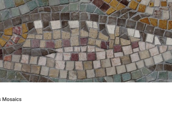 Learn how to make mosaics on Youtube